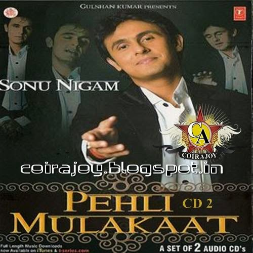 Ye Iahq Nhi Asaan By Aonu Nigam: Hindi Album CD 2