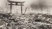 Nagasaki tras el bombazo