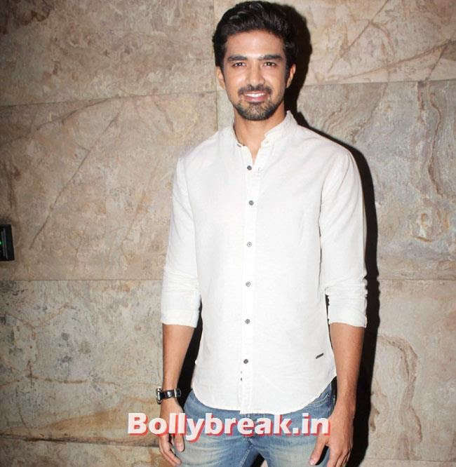 Saqib Saleem, Huma Qureshi & Others at Hawaa Hawaai Special Screening at Lightbox