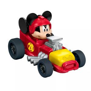 Mickey Aventura Sobre Rodas Carrinho de Roda Livre Disney Mickey Hot Rod Fisher-Price