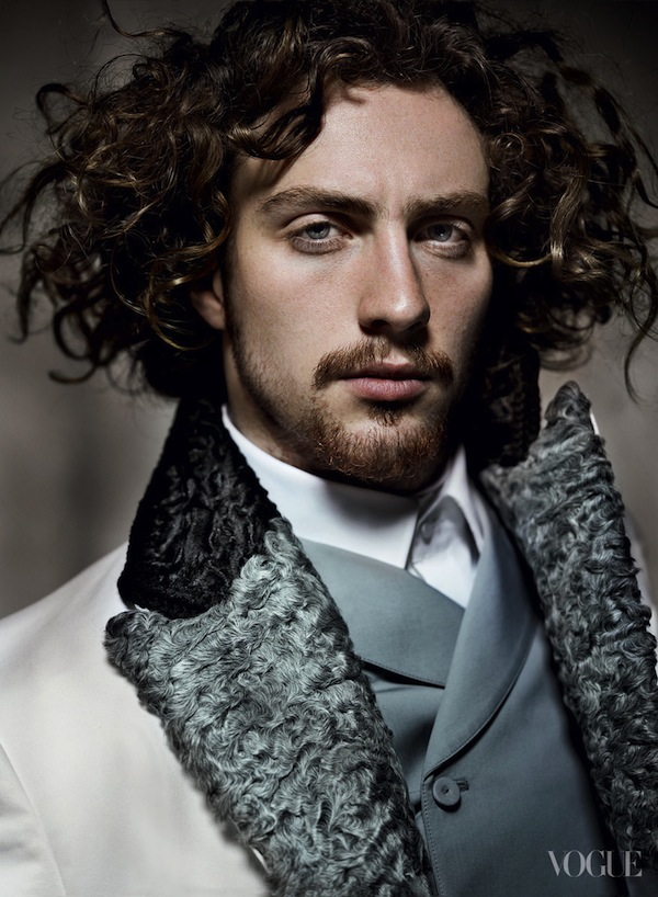 Oh, by the way...: BEAUTY: Man--Aaron Taylor-Johnson