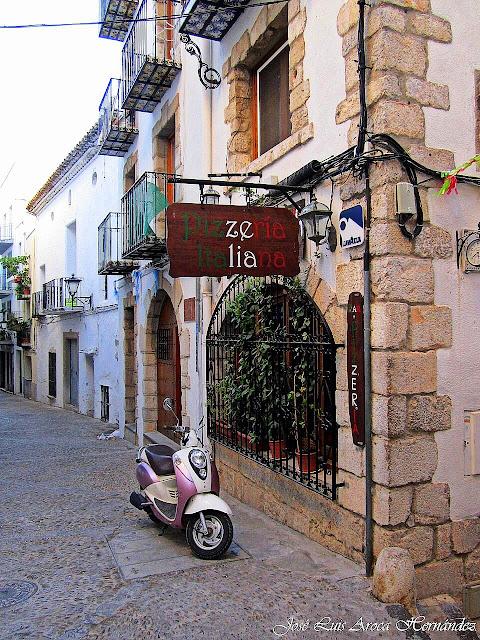Peñiscola (Castellón).