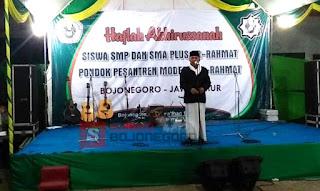 LuLusan SMP & SMA Plus Ar-Rahmat Bojonegoro Tertinggi Rata-Rata