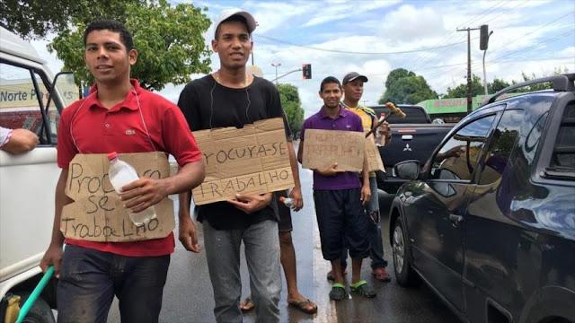 """Brasil considera """"ilegal"""" cierre de frontera con Venezuela"""