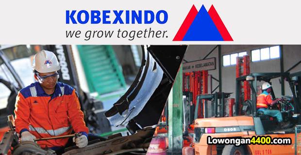Lowongan Kerja PT KOBEXINDO TRACTORS TBK (KOBX)