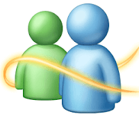 MSN Live Messenger Official PNG