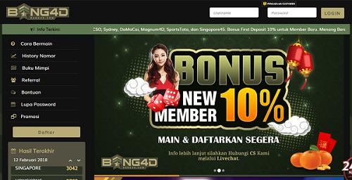 DAFTAR Bang4d.com