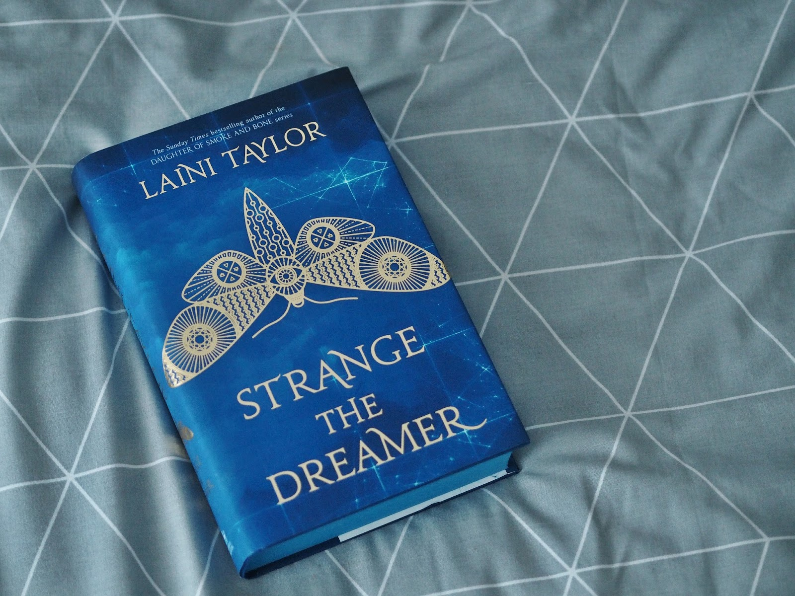 Strange the Dreamer by Laini Taylor | Book Tour