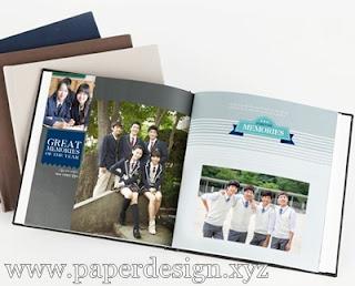 Konsep foto yearbook | Desain buku kenangan sekolah