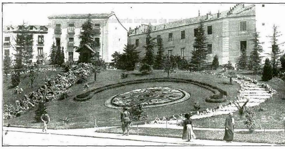Historia urbana de madrid recuerdos de papel don cecilio - Trabajo de jardinero en madrid ...