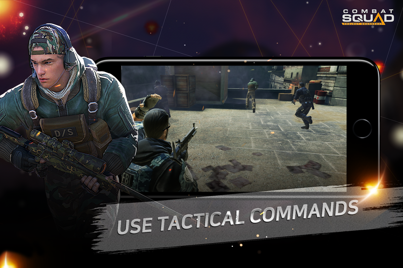 Combat Squad MOD APK Android v0.3.5 Download