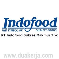 Lowongan Kerja PT Indofood Sukses Makmur Tbk Tingkat SMA,D3 Terbaru Juli 2017