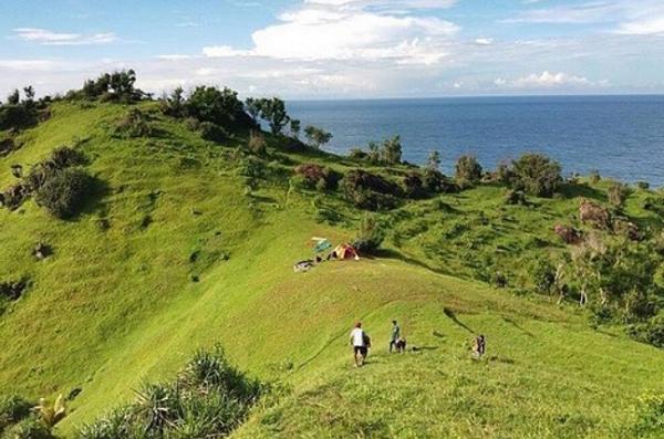 tempat wisata populer jogja Bukit Pengilon