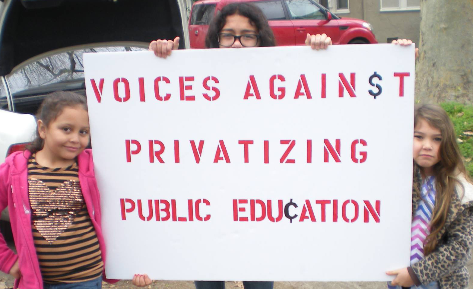 Voices Against Privatizing Public Education