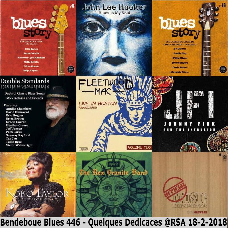 Bendeboue Blues
