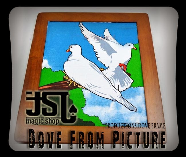 TOKO SULAP JOGJA DOVE FROM PICTURE