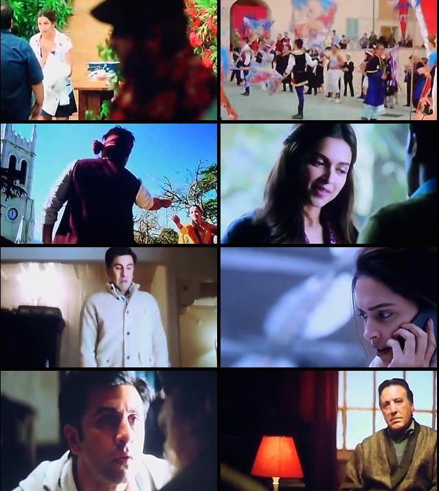 Tamasha 2015 Hindi DVDScr 700mb