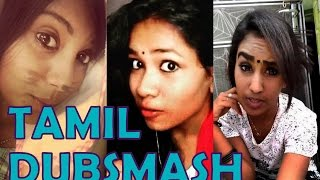 Tamil Dubsmash – Girls Special | All girls are angels