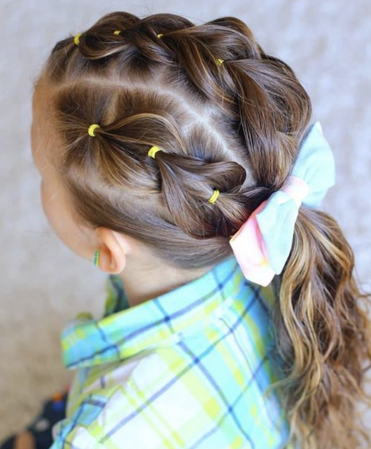 children's braids black hairstyles