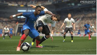 Download PES 17 Apk Data