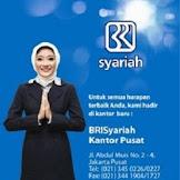 Di sini !!!! Lokasi Weekend BRI Syariah Jakarta Pusat