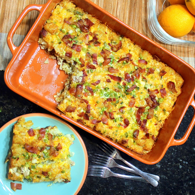 52 Ways To Cook: Best Damn Cheesy Tater Tot Bacon