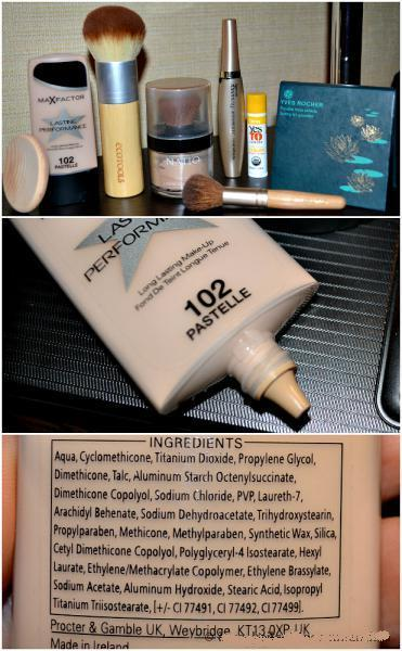 Max Factor Lasting Performance №102 Pastelle
