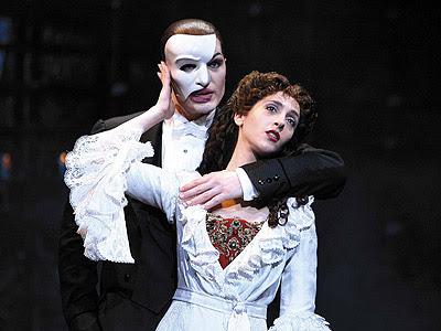 Le Fantôme de l'Opéra comédie musicale new york