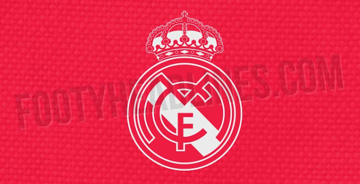 huge discount 09439 ab8d2 Real Madrid 18-19 Home, Away & Third Kits Info Leaked ...