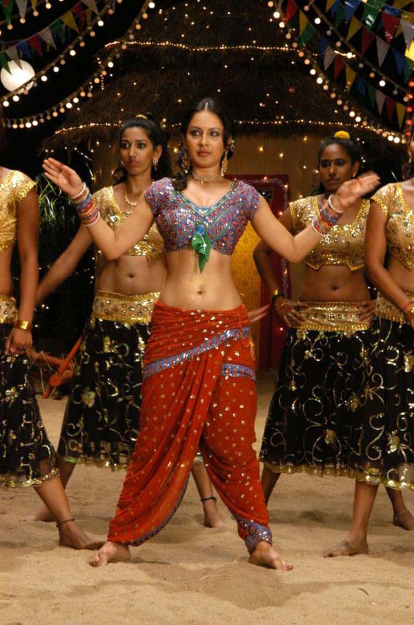 Indian actress haripriya dance - 5 7