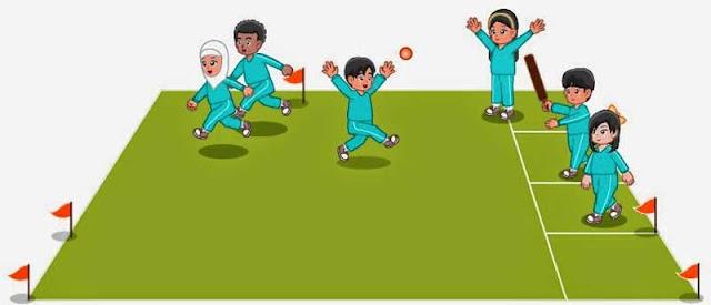 Sejarah Asal Usul Olahraga Bola Kasti