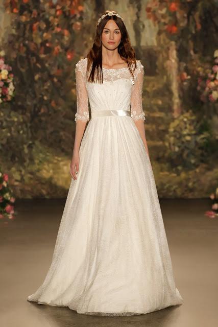Vestidos de novia otono invierno 2016