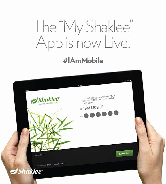 My Shaklee Apps