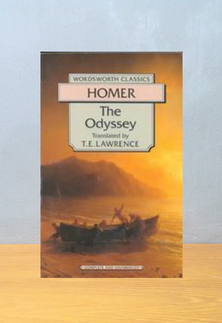 THE ODYSSEY-HOMER, T.E. Laurance
