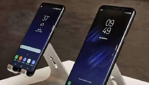 Cara Mengambil Screenshoot Samsung Galaxy S9 & S9 Plus