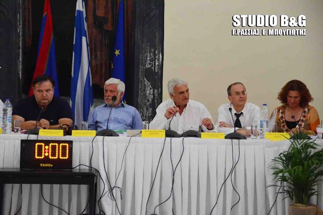 Συνεδρίαση του Περιφερειακού Συμβουλίου στις 14 Νοεμβρίου