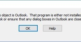 Lets Exchange: The program used to create this object is Outlook