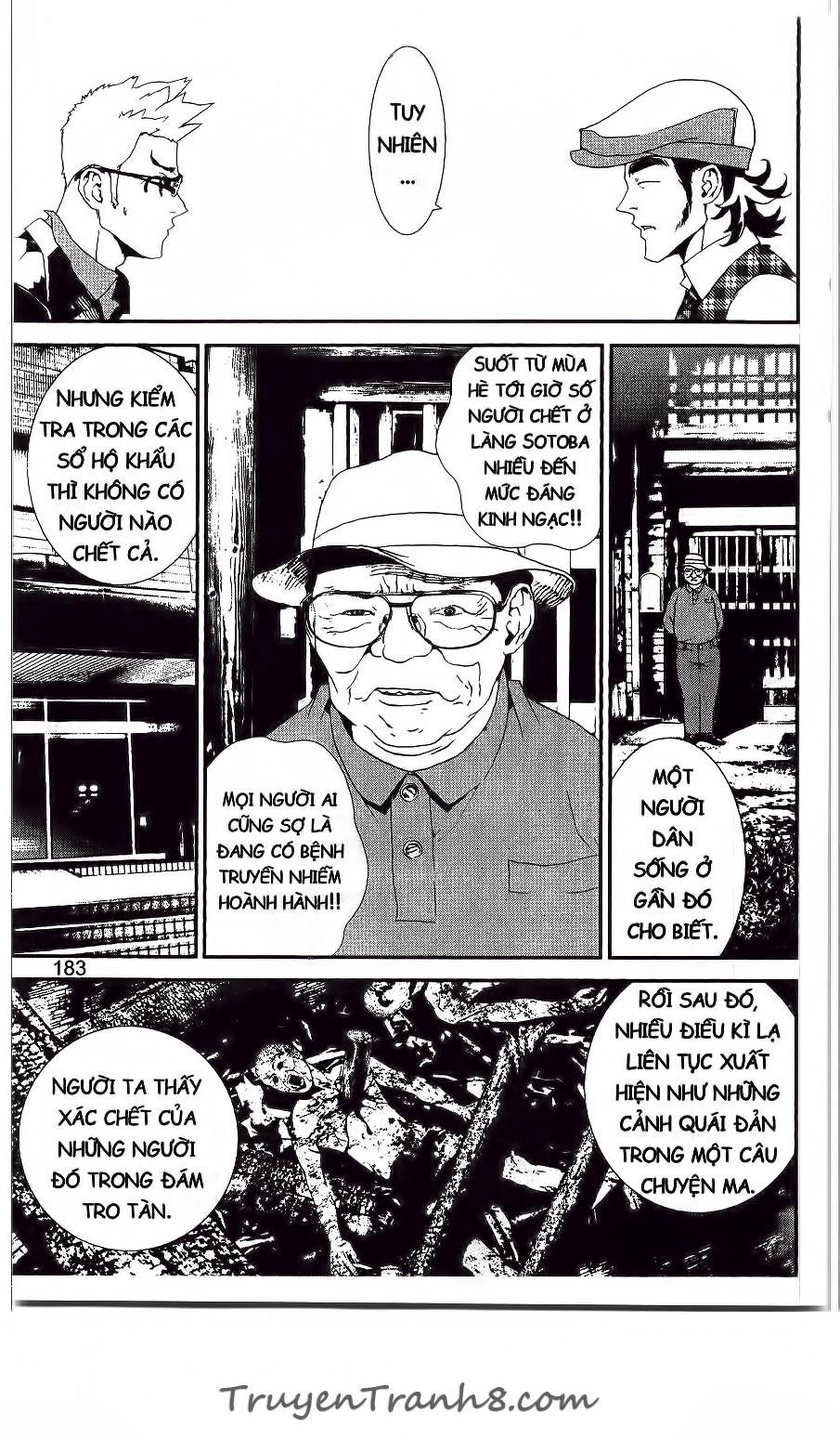Shiki chapter 42 trang 38