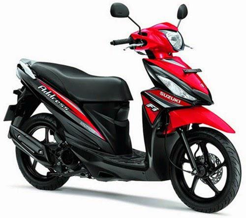 Harga Motor Suzuki Matic Addres