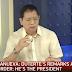 Bro. Eddie Villanueva cites non-existent bible verses to hit at Duterte