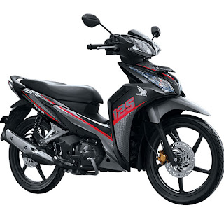 Harga New Honda Blade 125 R Fi April 2016