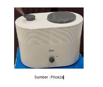 Pelembab Udara Kris Humidifier Portable 2,5 Liter