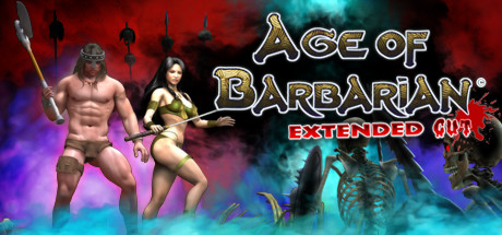 Age of Barbarian Extended Cut PC Full Español ISO