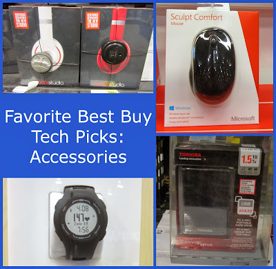 Favorite Best Buy Tech Picks: Accessories #onebuyforall #shop
