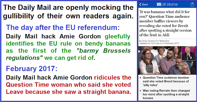 Indywatch feed allworld the daily mail have a habit of openly mocking the gullibility of their own readers theres no other explanation for stuff like the front page juxtaposition fandeluxe Image collections