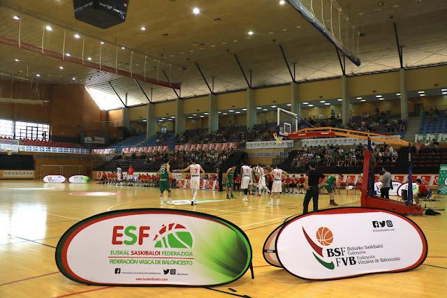 Torneo de baloncesto Ciudad de Barakaldo disputado en Lasesarre
