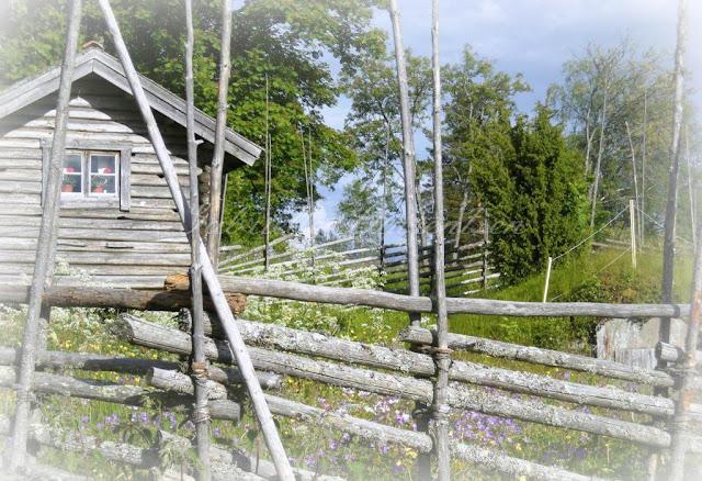 Bastberget, Fäbodar