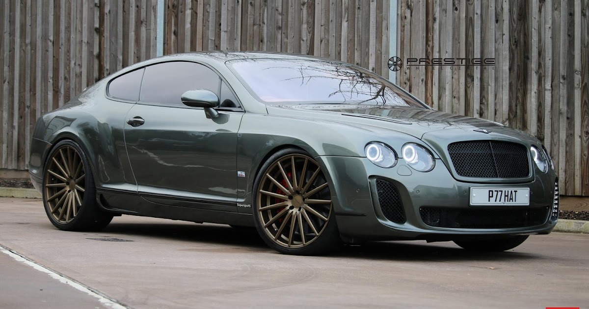 All Cars New Zealand 2009 Bentley Continental Gt