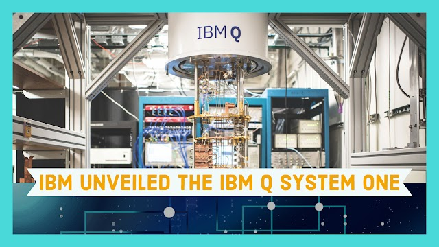 IBM unveiled IBM Q System One at CES | First of its kind quantum computing system for scientific use