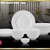 Bộ bàn ăn gốm sứ Minh Châu cao cấp, đẹp và chất lượng tốt